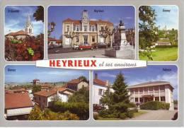 38 HEYRIEUX Et Ses Environs - Multi Vues - D10 - Unclassified