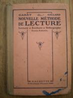 GABET : Méthode De Lecture - Livres, BD, Revues