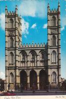 Canada L'Eglise Notre Dame Montreal Quebec
