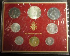 M00884 Vatican, FDC, Série 1974, Sous Scellé - Vatican