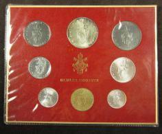 M00885 Vatican, FDC, Série 1970, Sous Scellé - Vatican