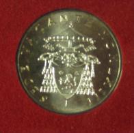 M00886 Vatican, 500 L.,sedes Vacante, 1963, Sous Scellé - Vatican