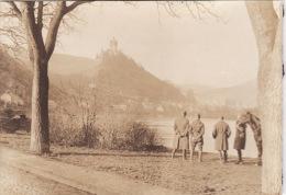 Photo Originale AEF N° 39 - 1917-1919 Près KOBLENZ (Coblence) - Soldats Américains (A40, Ww1, Wk1) - Koblenz