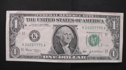 USA - 1  Dollar - 2003 - P 515a - Letter K - VF - Look Scan - Unclassified