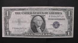USA - 1 Dollar - 1935 - P 416e - Letter F - VF - Look Scan - Small Size -Taglia Piccola (1928-...)