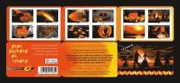 Francia ** -x 2012- Yvert. BC.751, Fète Du Timbre, Le Feu - Postzegelboekjes