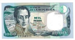 Colombia , 1000 Pesos 1995, Unc. - Colombie