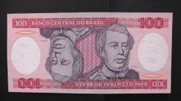 Brazil - 100 Cruzeiros - 1981 - P 198a - Unc - Look Scan - Brasilien