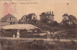 La Panne 505: Cottages Dans Les Dunes - De Panne