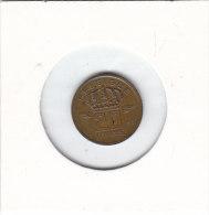 20 CENTIMES Bronze Baudouin I 1953 FR - 01. 20 Centimes