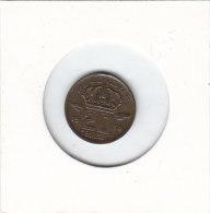 20 CENTIMES Bronze Baudouin I 1958 FR    FDC - 01. 20 Centimes