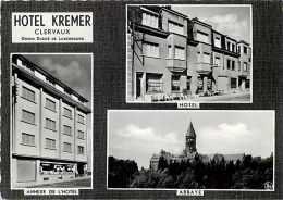 Luxembourg -gd Format -ref L257- Hotel Kremer -petitjean - Clervaux   -carte Bon Etat - - Clervaux