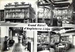 Belgique  -gd Format -ref L251- Grand Hotel D Angleterre - Liege   -carte Bon Etat - - Luik