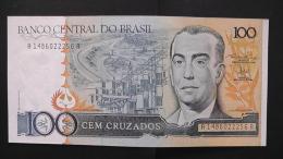 Brazil - 100 Cruzados - 1987 - P 211c - Unc - Look Scan - Brasilien