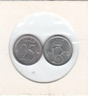 25 CENTIMES Cuivre-nickel Baudouin I 1972 FR Et FL - 1951-1993: Baudouin I