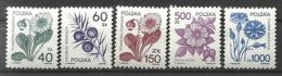 POLAND 1989 MEDICINAL PLANTS FOR HEALING ALL SERIES NHM Flowers Herb Chemist Pharmacist Science Medicine Drug Healthcare - Química