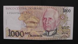 Brazil - 1000 Cruzados Novos - 1990 - P 231a - Unc - Look Scan - Brasil
