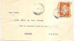 GUINE PORTUGUESE GUINEA OLD PORTUGAL COVER UPU STAMP - Portugiesisch-Guinea
