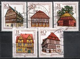 DDR / GDR - Mi-Nr 2294/2298 Gestempelt / Used  (n723) - [6] Democratic Republic
