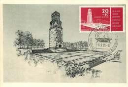 Buchenwald  MiNr 538 Ersttagstempel - DDR