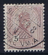 Hungary: 1900 Mi Nr 70 A  Used - Hongarije