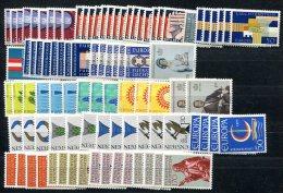 1940 - LIECHTENSTEIN - Lot Postfrische Marken - Lot Of Mnh Stamps - Liechtenstein