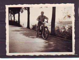 Altes Motorrad - Cyclisme