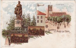 Souvenir De MARS LA TOUR - Francia