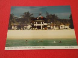 B.W.I. Grand Cayman Carribean Club Photo Ed. Oliver - Kaimaninseln