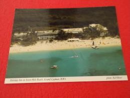 B.W.I. Grand Cayman Holiday Inn Photo Ed. Oliver - Kaimaninseln