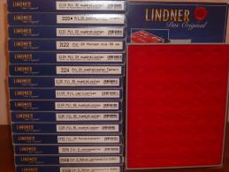 Box Lindner Pour Monnaies Médailler Neuf Réf: 2225 - Matériel