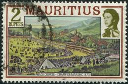 Pays : 320,2 (Maurice (Ile) : Indépendance)  Yvert Et Tellier N° :  666 (o) - Maurice (1968-...)