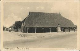 10-piney-place De La Halle  -tacot-rare - Non Classés