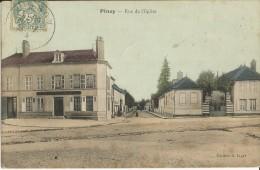 10-piney-place De L église-colorisé-rare - Non Classés