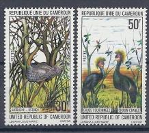 131007788  CAMERUN  YVERT  Nº  608/09 **/MNH - Camerun (1960-...)