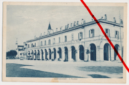 PostCard - Quinzano D'Oglio - 1938 - I Portici - Brescia