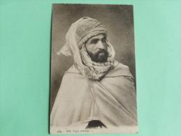 TYPE ARABE - Algeria