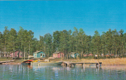 Canada North Star Camp On Waterhen River At Waterhen Park Toutes Aides Manitoba - Other