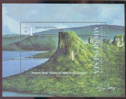 MINT NH STAMPS OF MICRONESIA  181  TOURISM  SITES - Micronesia