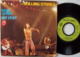 THE ROLLING STONES SP Réf 19123 Hot Stuff - Rock