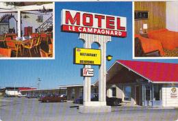 Canada Motel Le Campagnard Matane Quebec