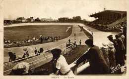 03 VICHY -Le Stade, Vélodrome  Animée,Thème Cyclisme- - Vichy