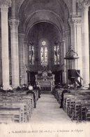 St-Martin-du-Bois..très Animée..Intérieur De L'Eglise - Autres Communes