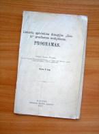 1907 Lithuania Lietuva/ Lietuviu Apsvietimo Draugijos Programas - Oude Boeken