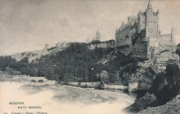 SPAIN SEGOVIA  VISTA GENERAL  HAUSER Y MENET 130 SIMPLE - Segovia