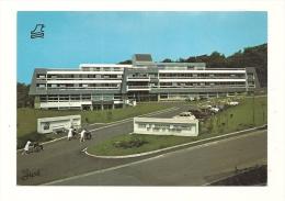 Cp, 61, Bagnoles De L'Orne,Tessé-la-Madelein E, Centre De Rééducation Et Réadaptation Fonctionnelle, écrite 1982 - Bagnoles De L'Orne