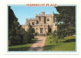 Cp, 62, Hardelot-Plage, Le Château D'Hardelot à Condette - Autres Communes