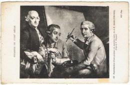 ESTAMPES  Reproduction D´une Gravure En Manière Noire De J.-R. SMITH (1750-1812) D´Après F. RIGAUD. - Peintures & Tableaux