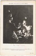 ESTAMPES ANGLAISE  Reproduction D´une Gravure En Manière Noire De T. WATSON (1743 -?) D´Après R.WRIGHT En 1781. - Peintures & Tableaux