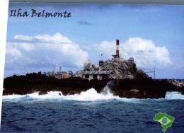 (448) Phare - Lighthouse - Ilha Belmonte - Faros